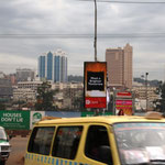 Kampala - Zentrum