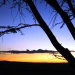Morgenstimmung über der Serengeti