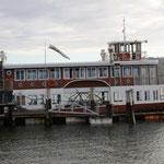 am Hafen von Knysna