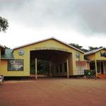 Eingang zum Ngorongoro NP