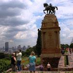 Pretoria, vor dem  Union Building