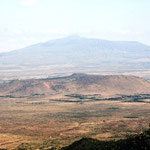 Blick ins Rift Valley