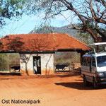 Eingang Tsavo Ost