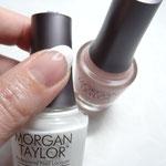 Professionelle MT Maniküre mit Handpflege und Morgan Taylor French  lackirung 33,00€