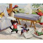 C 01 - Battaglia di cuscini tra gatti