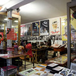 Das heutige Museum befindet sich in der alten Fabrik: Il Museo del Cappello