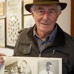 Franco Mondolfo war während 35 Jahren Stylist in der Hutfabrik, er erinnert sich...