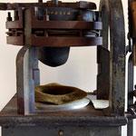 Maschine zur Herstellung von Filzhüten
