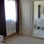 Chambres d'hôtes Les Lavandes Rocamadour : chambre Lilas