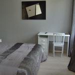 Chambres d'hôtes Les Lavandes à Rocamadour : chambre Pivoine