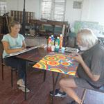 Julia Soubbotina radi na Psychiatrije Ugljanu