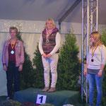 Vizekreismeisterin Mittlere Tour Springen: Alex Zimmer