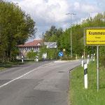 Ortseingang Beidendorfer Weg