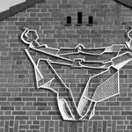 Kunst am Bau - Schule 1959
