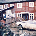 Gaststätte Klempau - Sturmschaden