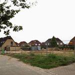 Schulweg _ Beginn Wohnhausbau _