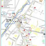 Nebenfluss der Trave: die Stecknitz im ursprüglichem Verlauf