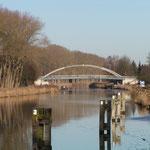 Krummesser Brücke - Fertigstellung 2008