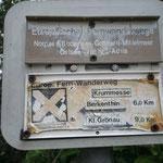 Europäischer Fernwanderweg E1