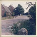 Preußenkoppel: Umbau zur verkehrsberuhigten Zone 1985