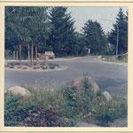Lange Reihe: Umbau zur verkehrsberuhigten Zone 1985