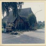 Schulweg: Umbau zur verkehrsberuhigten Zone 1985