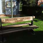 5 Jahre Partnerschaft - Geschenk aus Bonningues