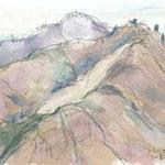 仏果山と高取山