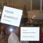 Knoblibrot Aktion Juni 2014