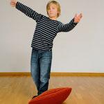 Körpergleichgewicht bedeutet Gleichgewicht im Denken