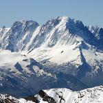 Mont Blanc-Gruppe 10 - Aig. Verte, Dent du Géant