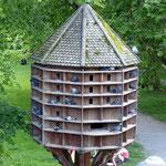 Motiv 19 - Vogelhaus in der Platanenallee