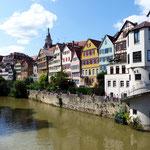 Motiv 20 - Stadtpanorama am Neckarufer
