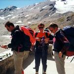 Bergsteiger - Nach Gipfeltour