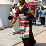 Motiv 24 - Im Boudhanath-Tempel - Kathmandu 2014