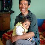 Motiv 17 - Bikram Tamang mit Sohn