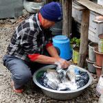 Motiv 2 - Wäsche waschen