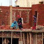 Motiv 6 - Bauarbeiterinnen
