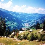 Blick ins Landquarttal