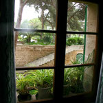 Motiv 14 - Blick aus dem Hotelfenster