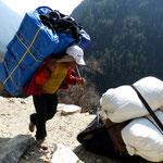 Motiv 13 - Aufstieg nach Thame