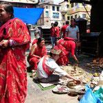 Motiv 22 - Im Boudhanath-Tempel - Kathmandu 2014