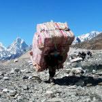Motiv 25 - Vor dem Everest-Basecamp