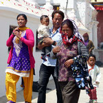 Motiv 23 - Im Boudhanath-Tempel - Kathmandu 2014