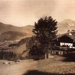 Lackenhof in den 1930er