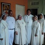 Con Mons. Omar Alberto - Diócesis de Tibú