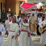 Acompañando a Jesús en la Procesión del Corpus Christi