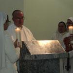 En retiro espiritual con las comunidades religiosas de la Arquidiócesis