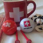 Schweiz St. Moritz Skifahren, golfen, wandern