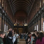Irland Trinity College beeindruckend